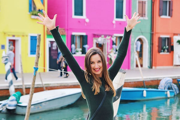 8x hotspots van Wike Zijlstra Burano Island Venice