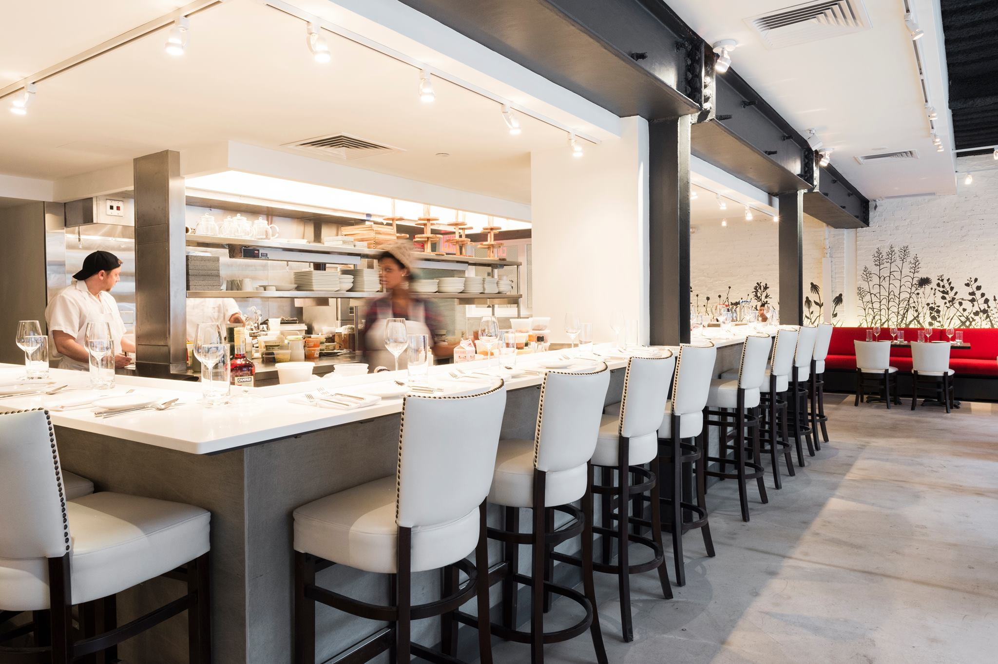 Healthy hotspot: Dirt Candy in NYC
