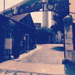 LX Factory in Lissabon