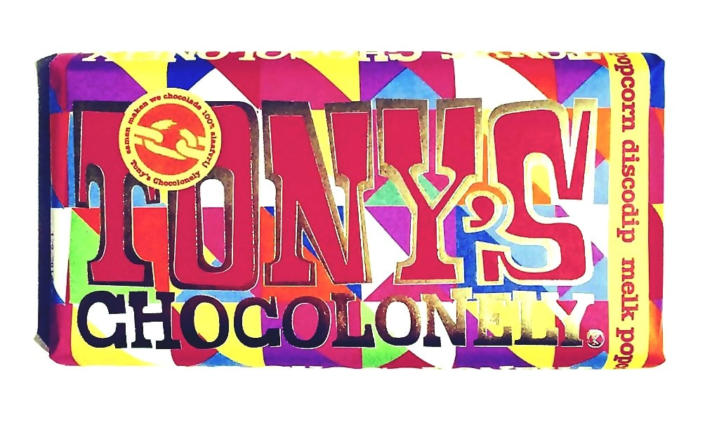Chocoladefabriek van Tony's Chocolonely