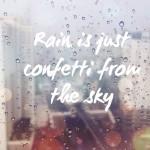 10 dingen om te doen als het regent
