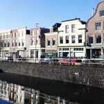 7 terrassen aan het water in Utrecht