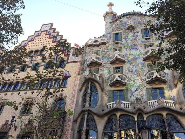 My travel year 2016 in Barcelona
