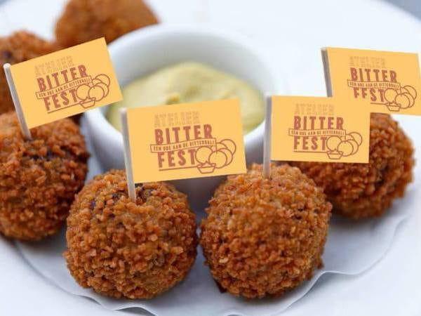 BitterFest: een ode aan de bitterbal