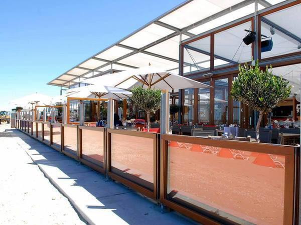 Beachclub Bries Noordwijk