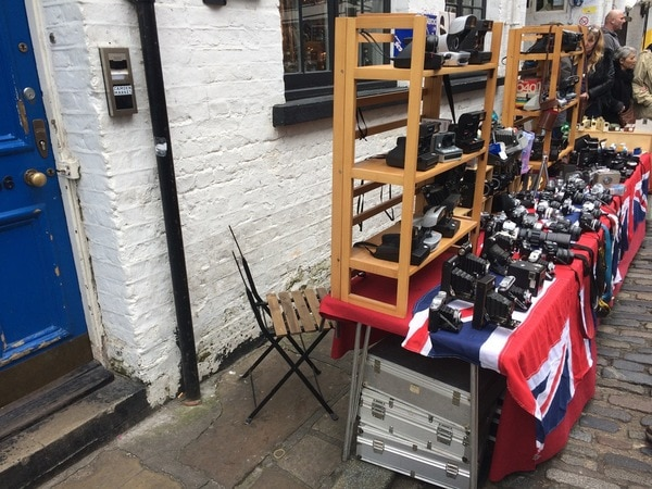 De leukste markt van Londen: Camden Market