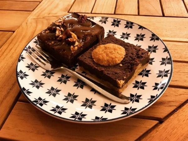 Brownie van Ms Crumbs
