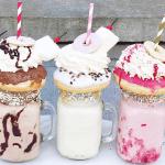 Corner Bakery milkshake nu ook in Amsterdam-West