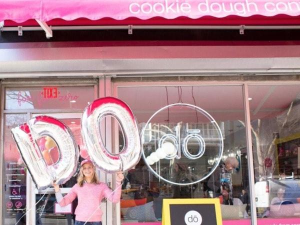 DŌ: dé hotspot vol cookie dough in New York