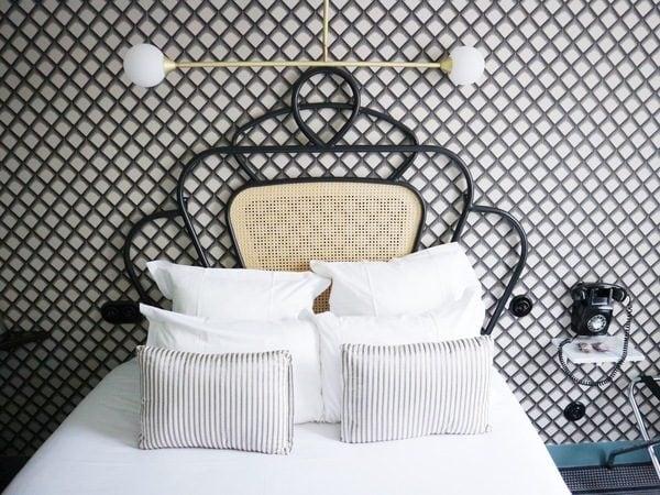 Slapen in Parijs bij boutique Hotel Panache
