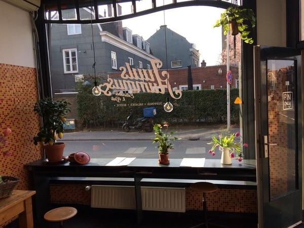 Hummus walhalla: Juuls Hummus in Utrecht