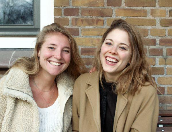 Kirsten en Sophie van Food & Spots