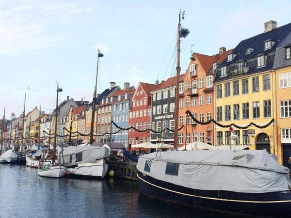 Hotspots in Kopenhagen