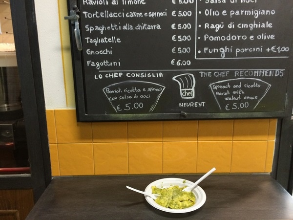 Leukste foodhallen ter wereld Mercato Centrale Firenze