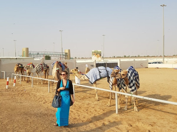 Loved by locals: in Dubai Linda van der Wel