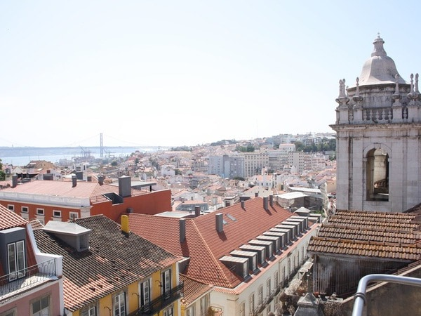 Hotspots Do: rooftopbar Park in Lissabon