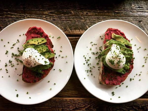 5x healthy hotspots in New York