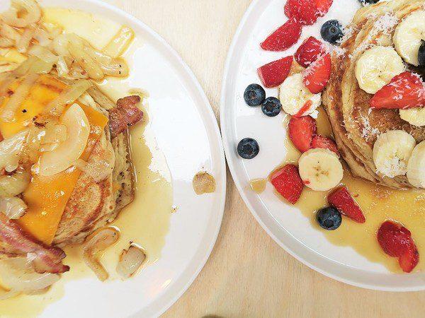 Healthy hotspot: Mook Pancakes