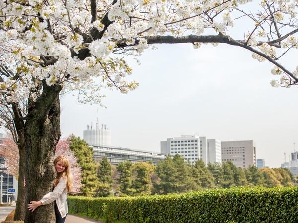 Nicki Yoshihara van Tokiotours