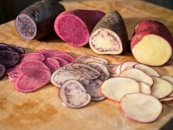 Potatoes van Hipchips in Londen