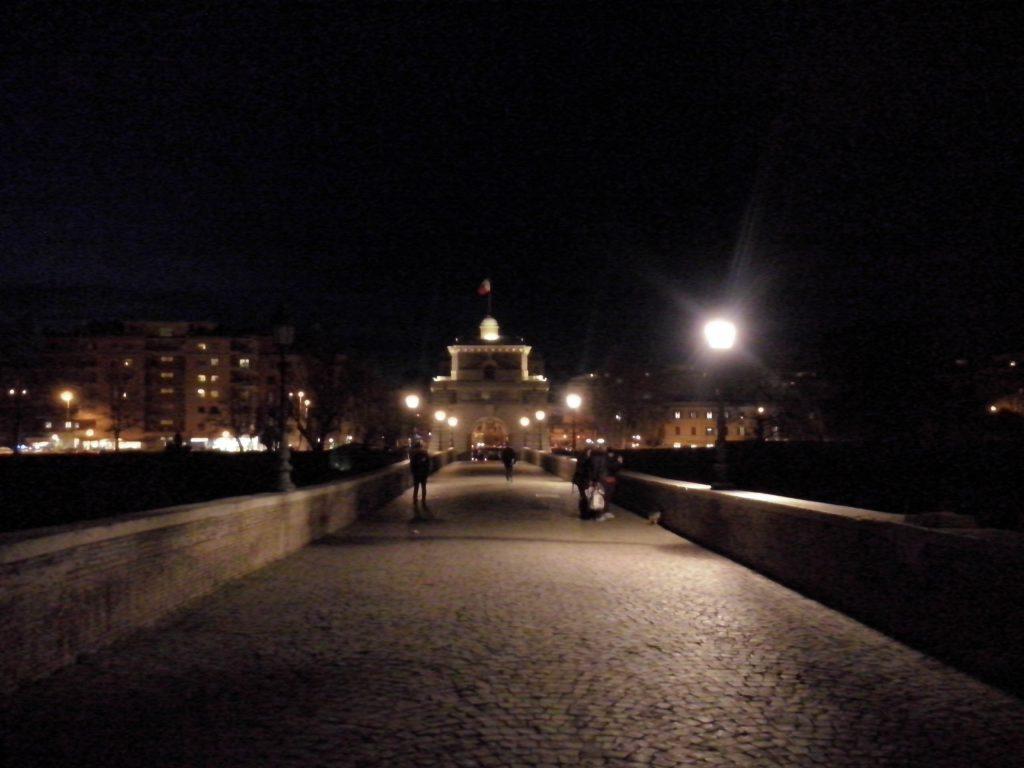 Loved by locals: Rome Ponte Milvio