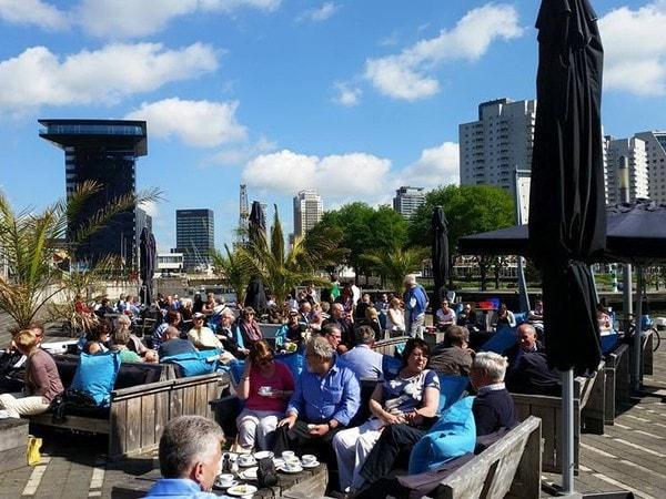 Prachtig in Rotterdam