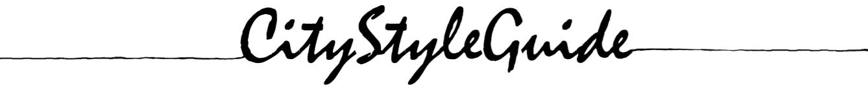 CityStyleGuide