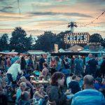 WIN gratis eten en drinken op Festival TREK