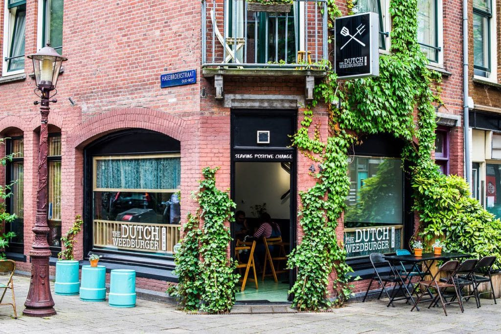 Vegan hotspots Amsterdam