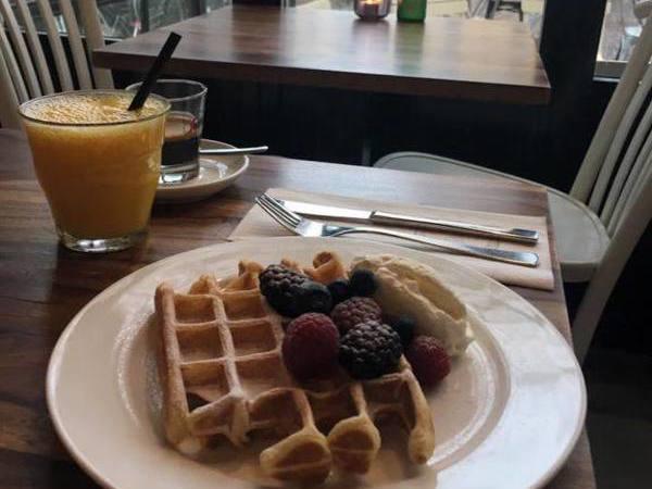 Ontbijten in Utrecht Elize