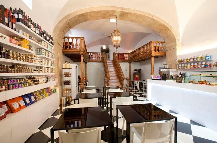 Quinoa hotspot in Lissabon