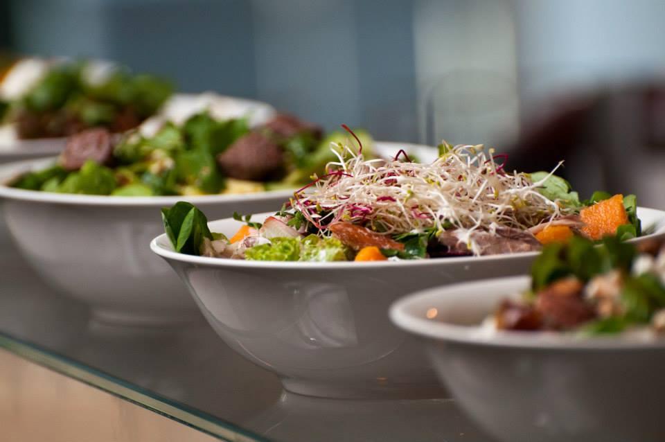 Munt Saladebar in Nijmegen