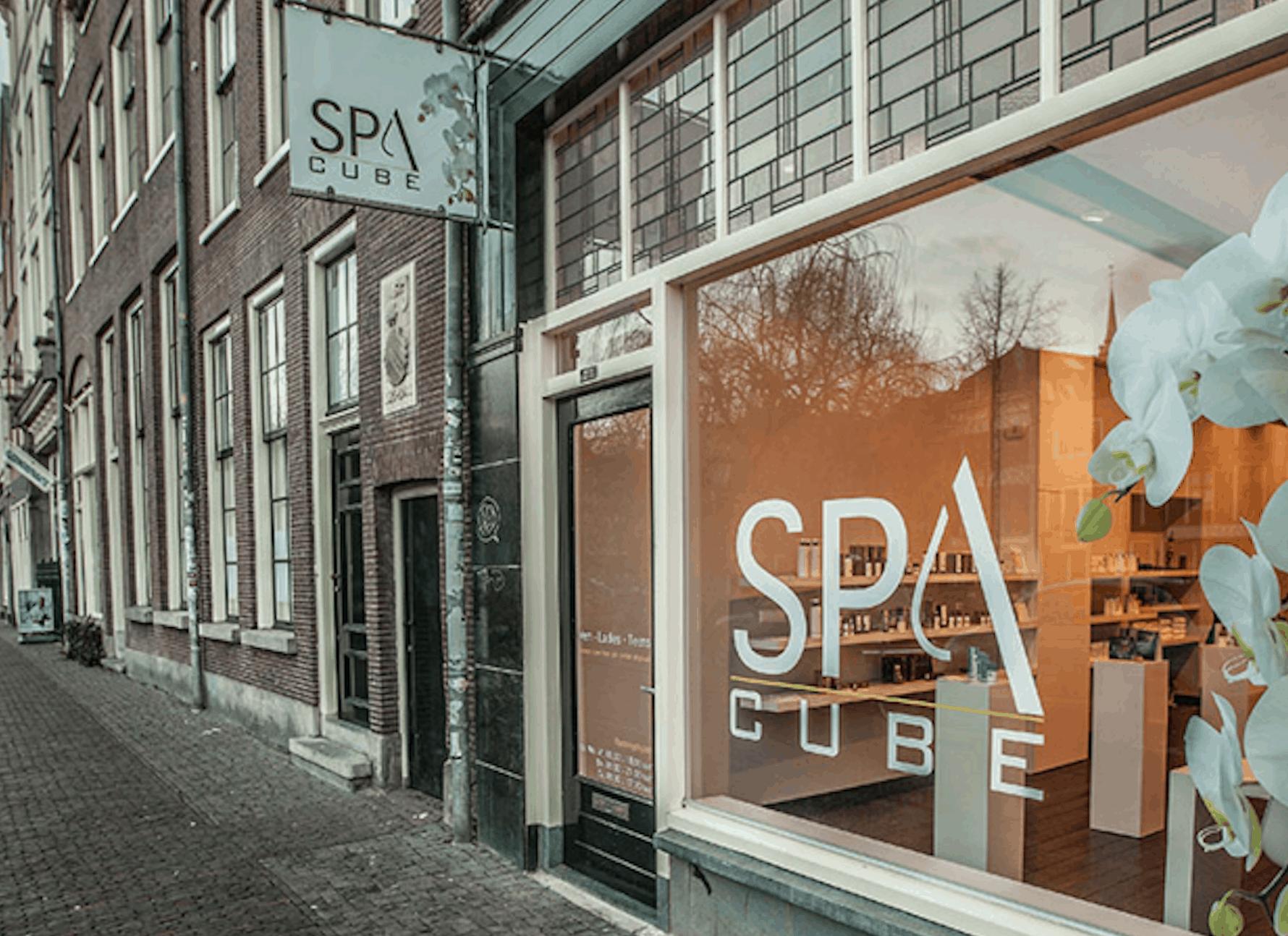 Spa Cube Utrecht