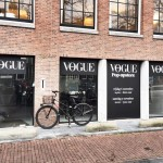 Vogue pop-up store