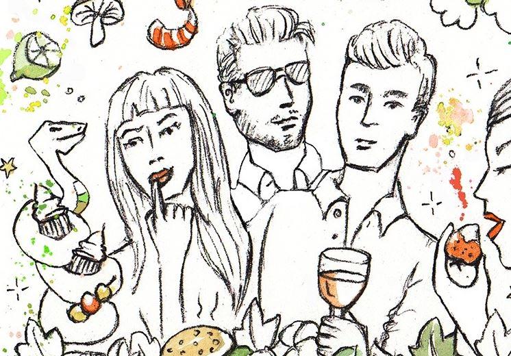 Nieuw foodfestival Yummya