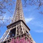 8x hotspots Parijs