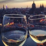3x high wine in Amsterdam