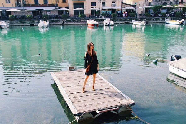 Peschiera del Garda, Italy