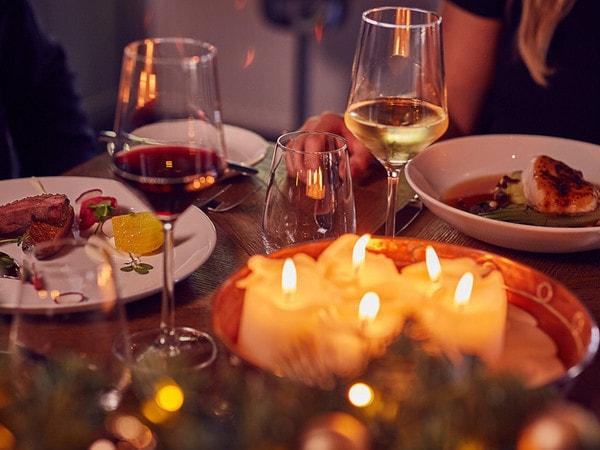 3x restaurants voor kerst