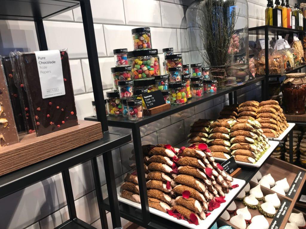 Abels Deli Vredenburg chocolade en snoep
