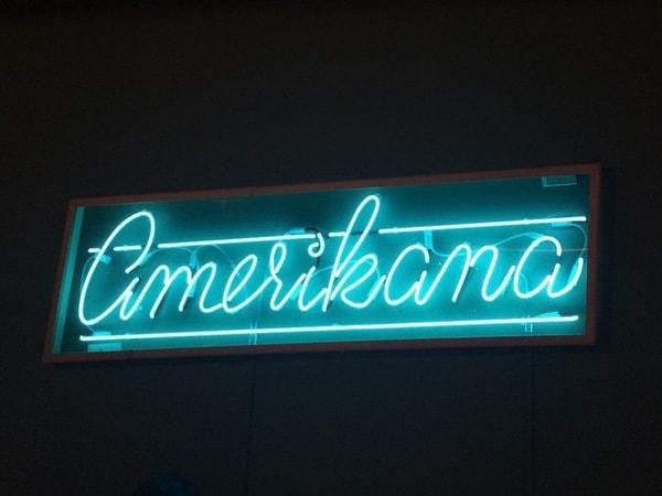 Restaurant Amerikana in Utrecht