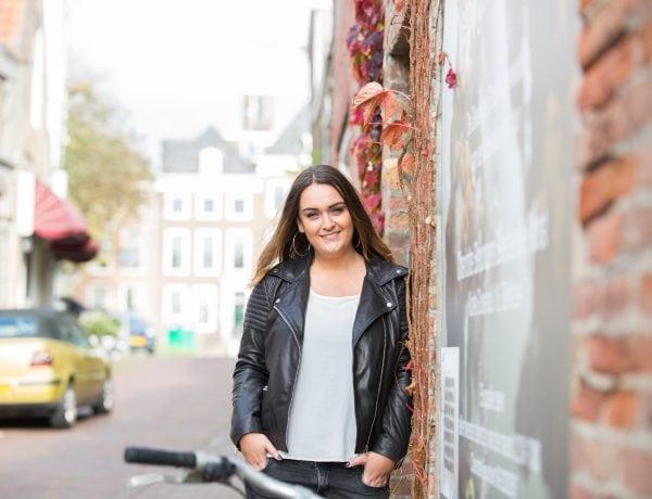 Anne-Monique van I AM Social