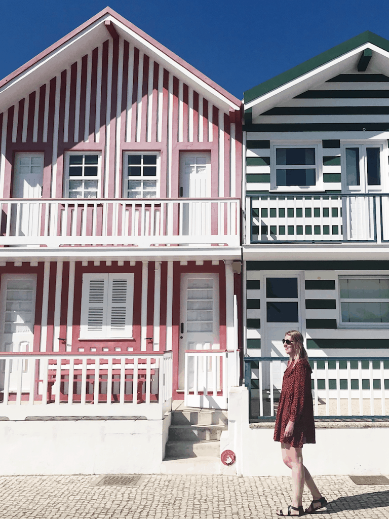 Aveiro uitstapje Porto Costa Nova