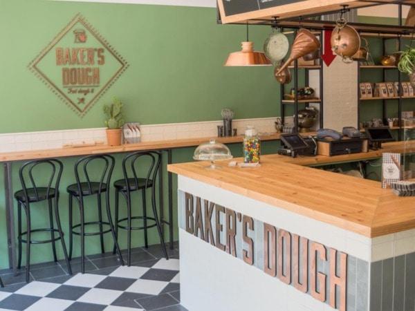 Koekjesdeegwinkel Baker's Dough opent in Amsterdam