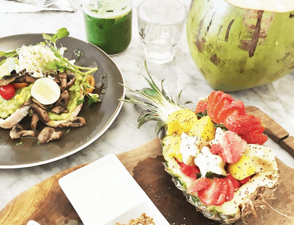 Bali fruit salade Ilse van The Spice of Life