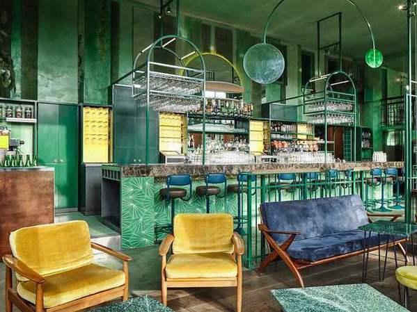 Hotspots van Do: Bar Botanique