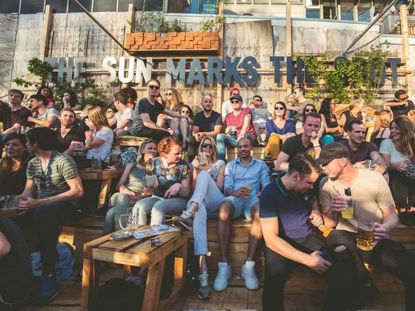 Hotspots Do: Biergarten Rotterdam