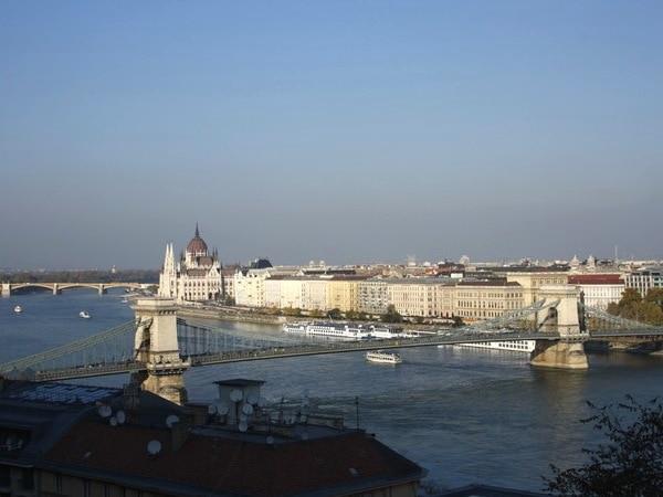 Goedkope stedentrips Europa Boedapest