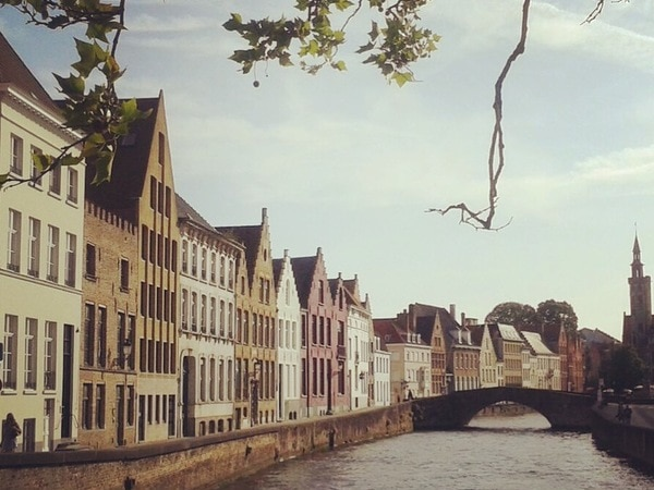 Goedkope stedentrips Europa Brugge