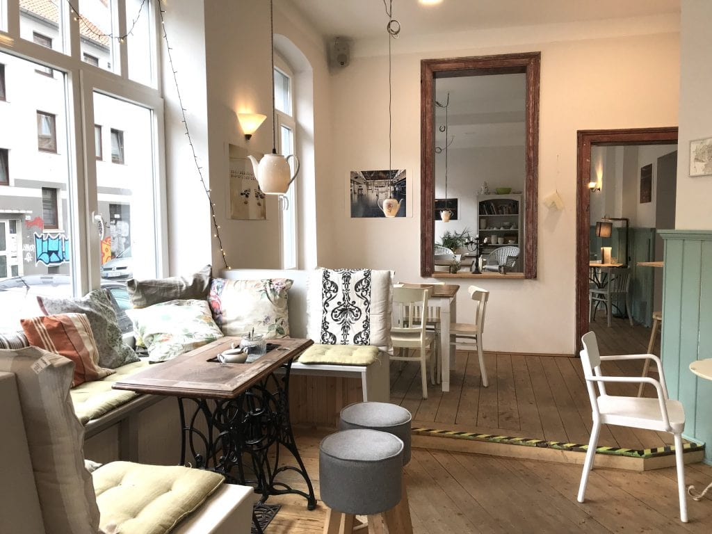 Cafe 42 weekendje Hannover